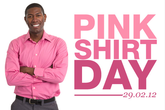 Pink Shirt Day – Union of National Employees // Syndicat des ...