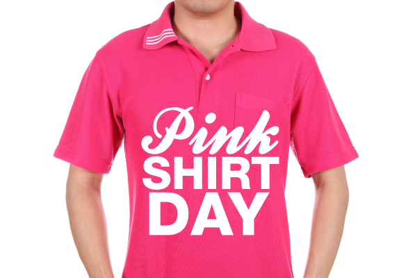 Pink Shirt Day – February 25 – Union of National Employees ...