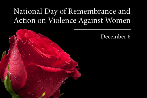 Remembrance And Action On Violence Against Women