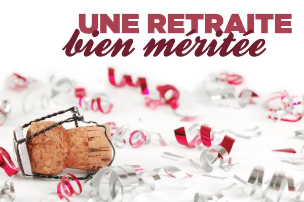 Une retraite bien m rit e union of national employees syndicat des empl - Lettre pour une retraite bien meritee ...